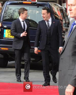Anthony McPartlin and Declan Donnelly - he Prince's Trust and Samsung Celebrate Success Awards 2015 at the Odeon Leicester Square...