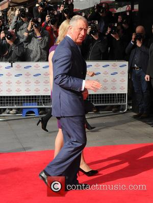 Prince Charles - he Prince's Trust and Samsung Celebrate Success Awards 2015 at the Odeon Leicester Square - Arrivals at...