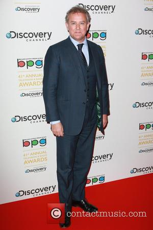 Hugh Bonneville - 41st Broadcasting Press Guild Television and Radio Awards held at the Theatre Royal at Theatre Royal -...
