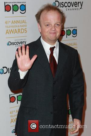 Toby Jones - 41st Broadcasting Press Guild Television and Radio Awards held at the Theatre Royal at Theatre Royal -...