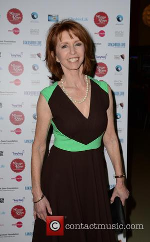 Jane Asher - Celebrities arrive at the Royal Northern College of Music for the Manchester Theatre Awards 2015, a celebration...
