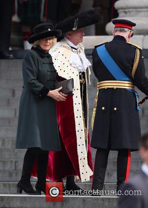 Camilla Duchess Of Cornwall and Prince Charles