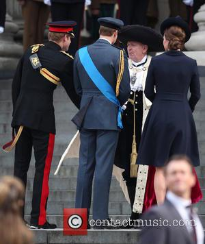 Prince Harry, Duke Of Cambridge, Duchess Of Cambridge, Prince William and Kate Middleton