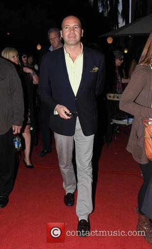 Billy Zane - AHFW Fall/Winter 2015 in Hollywood - Celebrity Sightings - Hollywood, California, United States - Friday 13th March...