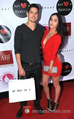 Sean Faris and Cherie Alexandra