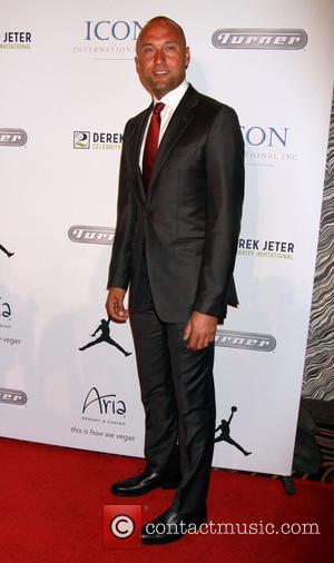 Derek Jeter - Derek Jeter Celebrity Invitational Party held at Aria Resort & Casino - Arrivals - Las Vegas, Nevada,...