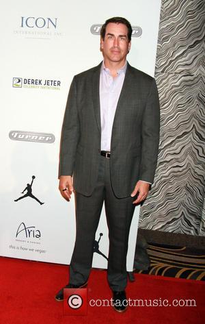 Rob Riggle - Derek Jeter Celebrity Invitational Party held at Aria Resort & Casino - Arrivals - Las Vegas, Nevada,...