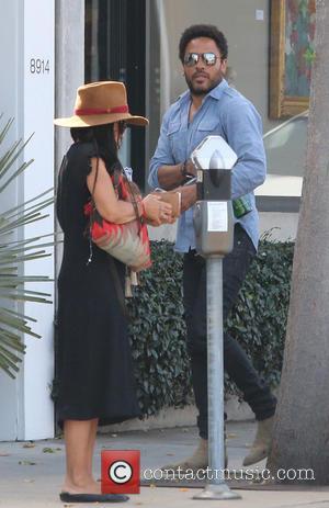 Lisa Bonet, Lenny Kravitz