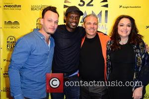 Pras Michel, Director & Producer Ben Patterson, Producer Karyn Rachtman and Jaie Laplante