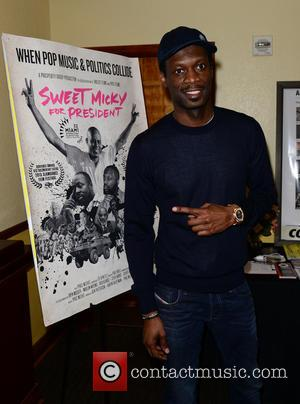 Rapper/actor/Producer Pras Michel - Miami International Film Festival - 'Sweet Micky for President' - Screening at O Cinema Miami Beach...