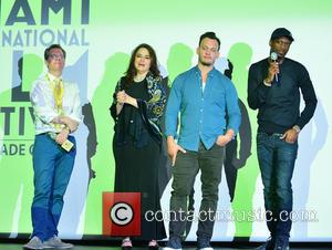 Pras Michel, Thom Powers, Producer Karyn Rachtman and Director & Producer Ben Patterson
