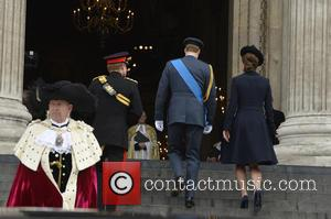 Prince Harry, Prince William Duke Of Cambridge and Catherin Duches Of Cambridge