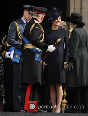 Prince William, Camilla Parker-bowles Duchess Of Cornwell, Catherin Duches Of Cambridge and Prince Charles