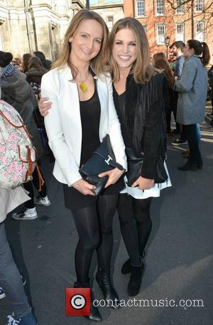 Norma Sheehan and Amy Huberman
