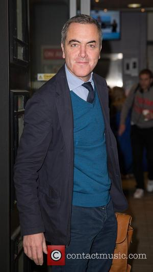 James Nesbitt - Celebrities at the BBC Studios to Aid Dermot O'Leary's Marathon Dance for Comic Relief at BBC Portland...
