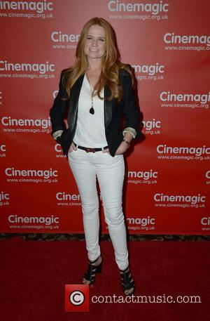 Patsy Palmer - 25th Annual Cinemagic International Film and Television Festival - Arrivals at Fairmont Miramar Hotel Santa Monica -...