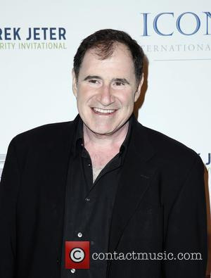Richard Kind - Derek Jeter Celebrity Invitational Red Carpet at Aria Resort and Casino at Aria Resort and Casino -...