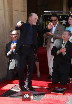 Ed Harris - Ed Harris is honored with a star on the Hollywood Walk of Fame at Hollywood - Los...