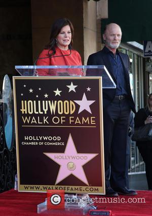 Marcia Gay Harden and Ed Harris
