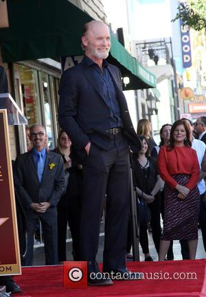 Ed Harris - The ceremony honoring Ed Harris with a Star on The Hollywood Walk of Fame at HOLLYWOOD WALK...