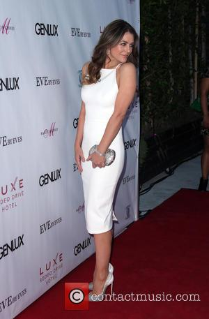 Elizabeth Hurley - Cover Girl Elizabeth Hurley & Genlux Magazine Hosts Issue Release Party at Eve by Eves - Beverly...