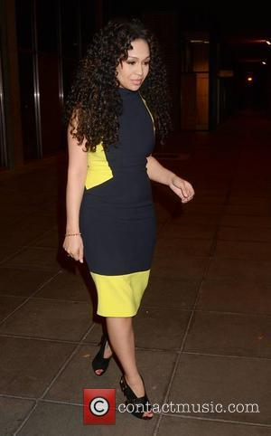 Rebecca Ferguson - Celebrities at the RTE for 'The Late Late Show' - Dublin, Ireland - Friday 13th March 2015