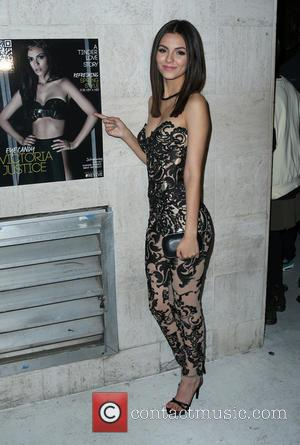 Victoria Justice - Cover Girl Victoria Justice Hosts Kode Mag Spring Issue Release Party at The Standard Hotel - West...