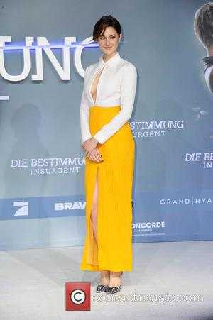 Shailene Woodley - German premiere of 'Die Bestimmung - Insurgent' at Cinestar am Potsdamer Platz square movie theater. at Cinestar...