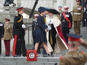Prince William, Catherine Duchess Of Cambridge and Prince Harry