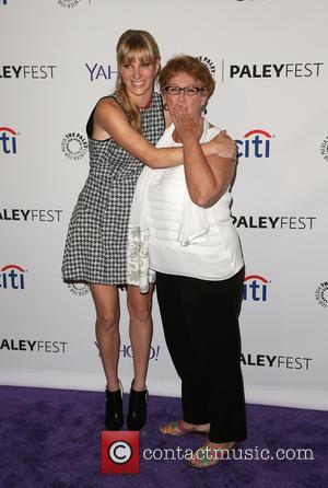 Glee, Heather Elizabeth Morris and Brittany S. Pearce