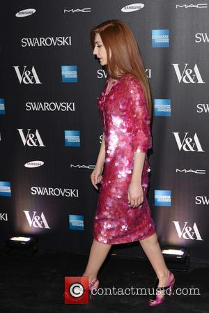 Nicola Roberts - Alexander McQueen: Savage Beauty - private view - London, United Kingdom - Saturday 14th March 2015