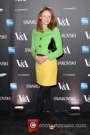 Olivia Inge - Alexander McQueen: Savage Beauty - private view - London, United Kingdom - Saturday 14th March 2015