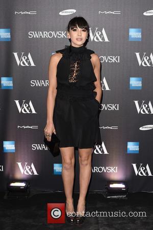 Zara Martin - Alexander McQueen: Savage Beauty - private view - London, United Kingdom - Saturday 14th March 2015