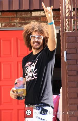 Redfoo - Celebrities at the dance studio for 'Dancing With The Stars' rehearsals at Dancing With The Stars rehearsal studio...