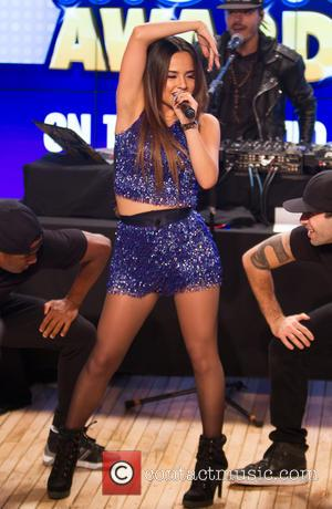 Becky G - Radio Disney's Alli Simpson and Ernie D host a concert as part of Radio Disney's 'On The...