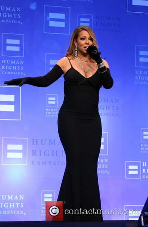 Mariah Carey - A variety of stars were photographed as they attended the Human Rights Campaign Los Angeles Gala Dinner...
