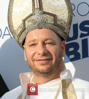 Jeff Ross - A host of stars were snapped as they arrived for Comedy Central's Roast Of Canadian pop star...