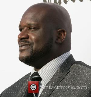 Shaquille O'Neal - A host of stars were snapped as they arrived for Comedy Central's Roast Of Canadian pop star...