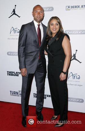 Derek Jeter - Derek Jeter Celebrity Invitational Red Carpet at Aria Resort and Casino at Aria Resort and Casino -...