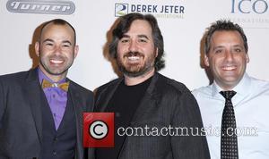 James Murray, Brian Quinn and Salvatore Vuecano
