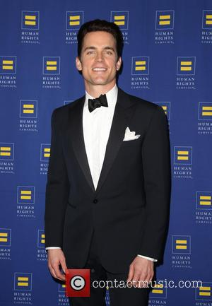Matt Bomer - HRC Los Angeles Gala Dinner 2015 at the JW Marriott Hotel at LA Live - Arrivals at...