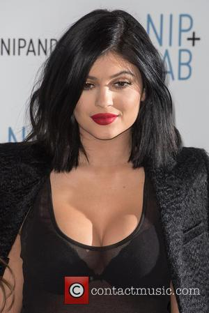 Kylie Jenner Admits To Achieving Her Look Using Temporary Lip Fillers