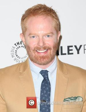 Jesse Tyler Ferguson - Shots of the cast of 'Modern Family' as they attended the Paley Center for Media's 32nd...