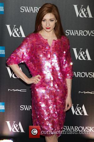 Nicola Roberts - Alexander McQueen: Savage Beauty - Private View at London - London, United Kingdom - Sunday 15th March...