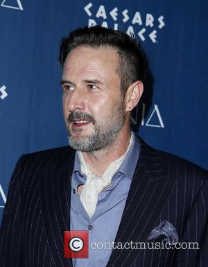 David Arquette - Justin Bieber Celebrates 21st Birthday at Omnia Inside Caesar Palace Hotel and Casino at Omnia - Las...