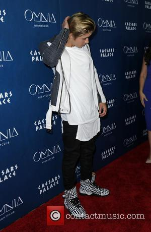 Justin Bieber - Justin Bieber Celebrates 21st Birthday at Omnia Inside Caesar Palace Hotel and Casino at Omnia - Las...