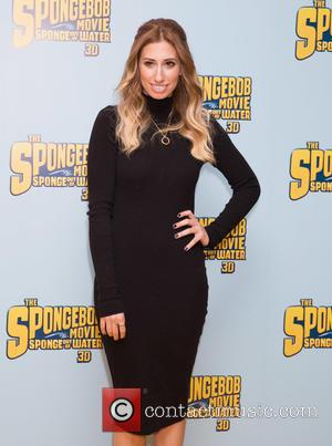 Stacey Solomon - 'The SpongeBob Movie: Sponge Out of Water' UK Gala Screening at the Ham Yard Hotel - Arrivals...