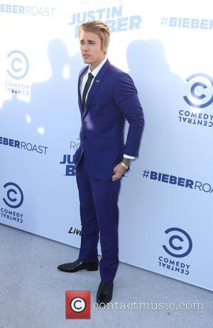 Justin Bieber - Comedy Central - Roast of Justin Bieber - Arrivals at Sony Studios - Los Angeles, California, United...