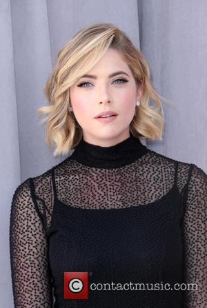 Ashley Benson - A host of stars were snapped as they arrived for Comedy Central's Roast Of Canadian pop star...