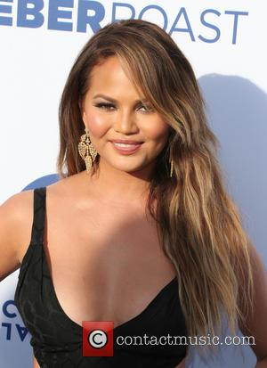 Chrissy Teigen - A host of stars were snapped as they arrived for Comedy Central's Roast Of Canadian pop star...